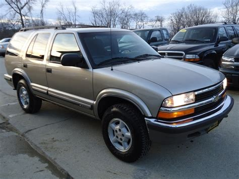 how to work on cars 1999 chevrolet blazer electronic valve timing 1999 chevrolet blazer ls for sale in cincinnati oh stock 10871