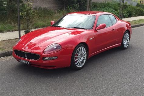 2003 maserati coupe gt 2003 maserati coupe auto for sale