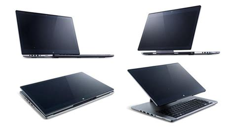 Laptop Acer Aspire R7 acer aspire r7 the true convertible ultrabook tablet gizmodo australia