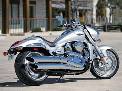 2006 suzuki boulevard m109r road test motorcycle cruiser