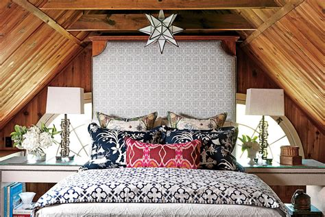 Bohemian Headboards by Eclectic Bohemian Headboard Inviting Upholstered