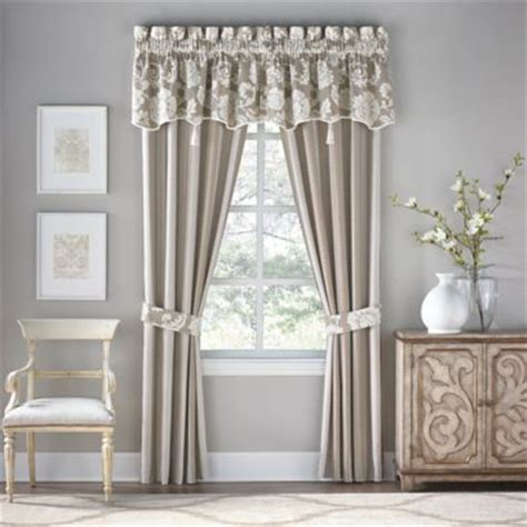 fancy window curtains buy fancy curtains from bed bath beyond