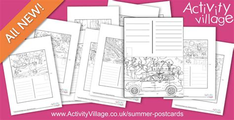 summer coloring pages activity village summer colouring pages activity village home activity
