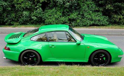 porsche signal green is there such a thing as a factory signal green 993tt