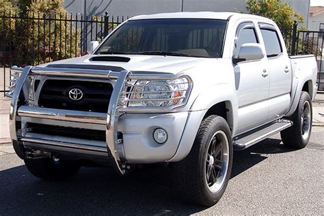 Toyota Tacoma Brush Guard 05 13 Toyota Tacoma Bull Bar Stainless Steel Grille