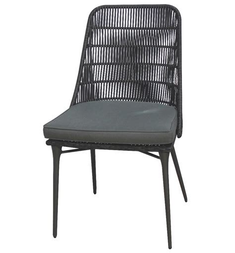 Contract Dining Chairs Noir Dining Chair Couture Outdoor