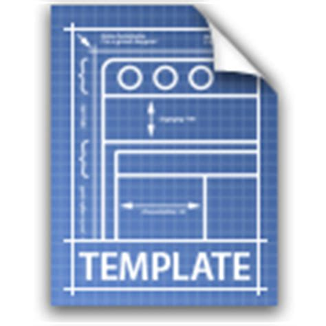 icon template template icon free search as png ico and icns