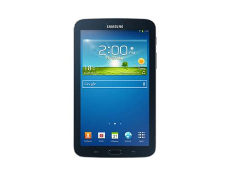 Tablet Samsung Galaxy Tab 3 7 Inci samsung galaxy tab 3 7 0 wi fi mini tablet black 16gb 32gb