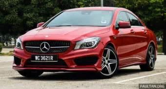 Mercedes 250 4matic Review Driven Mercedes Cla250 4matic Just Right