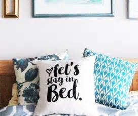 pillow bed diy 16 diy pillows to update your spring decor brit co