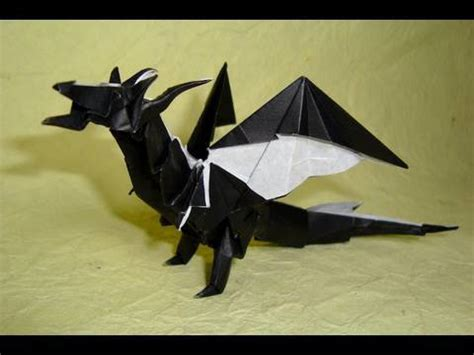 How To Make An Origami Fiery - origami fiery kade chan