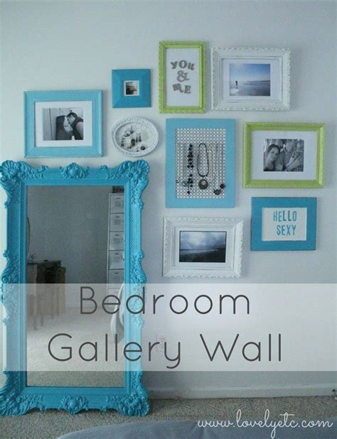 bedroom gallery wall meaningful gallery wall in the master bedroom lovely etc