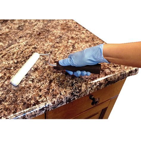 Roll On Countertop by Diy Quot Granite Quot Countertops For Your Home Or Rv Kitchen