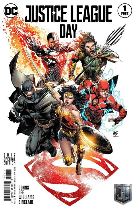 Dc Comics Justice League 14 April 2017 carol and s comic book shop 183 justice league day local comic shop day 11 18 2017