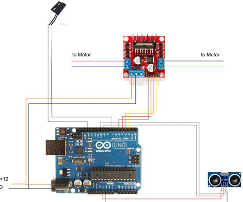 code arduino l298n arduino door openner alterni ru