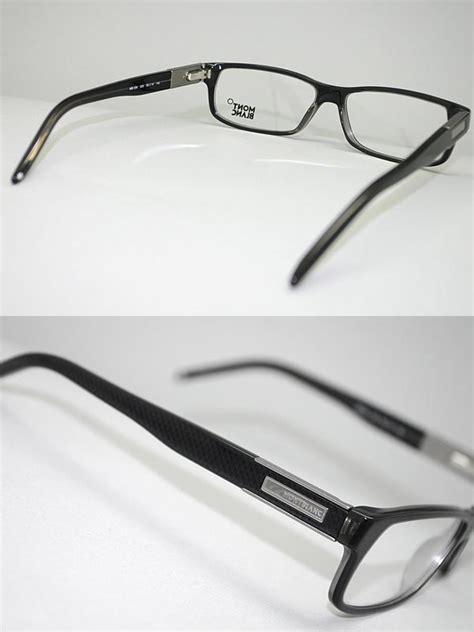 Frame Mont Blank Lensa woodnet rakuten global market mont blanc glasses black mont blanc eyeglasses frame glasses mb