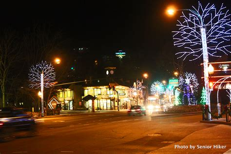 joyful reflections christmas lights in gatlinburg tn