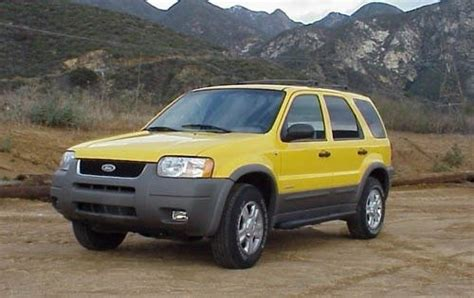 2001 ford escape manual backup 2001 ford escape for sale 39 used cars from 1 676