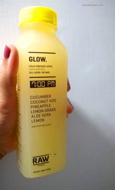 Detox Light Headed by Pressery Juice Cleanse Detailed Review Kamalkitchen