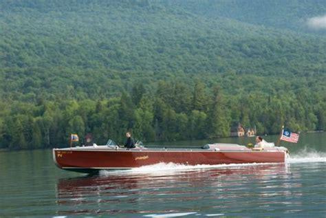 lake placid boat tours hackercraft boat tours of lake placid lake placid lodge