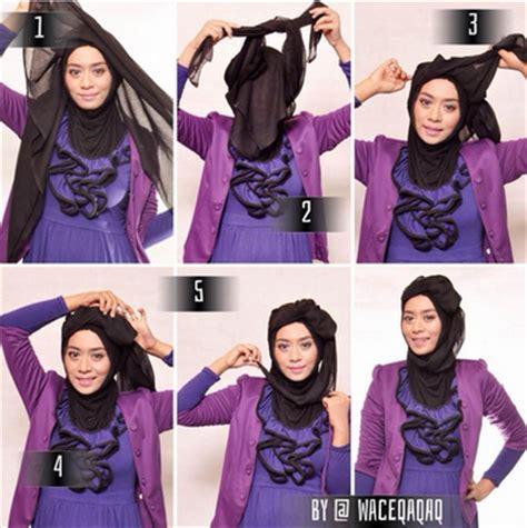 tutorial jilbab baju kebaya aneka cara memakai jilbab untuk kebaya 2016 kumpulan