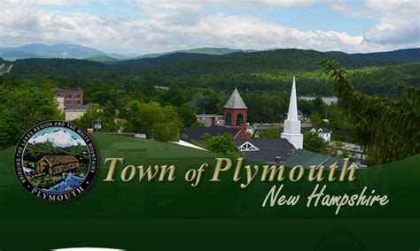 Nh Property Tax Records Town Of Plymouth New Hshire