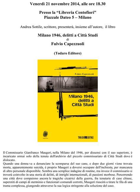 libreria milanese todaro editore