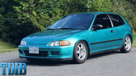 Honda Civic Sleeper by 600 Hp Honda Sleeper Turbo Honda Eg Hatch Review