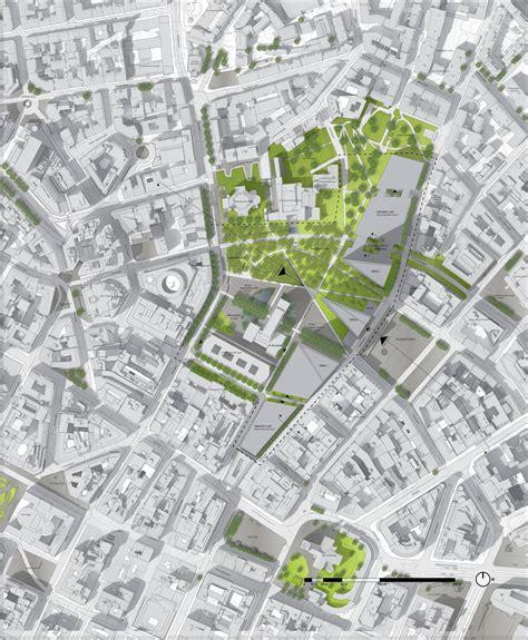 snohetta layout architecture master plan