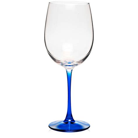 cheap barware glasses custom arc cachet 12 oz white discount wine glasses from 1 46 per glass