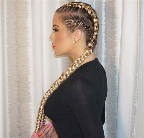 15 boxer braids celebrities amp it girls are wearing