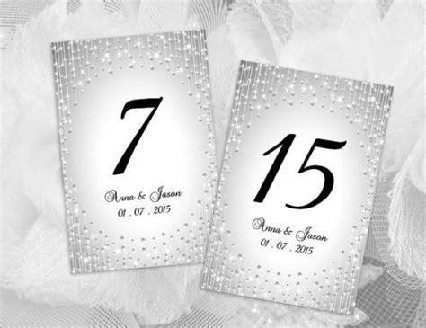 Diy Printable Wedding Table Number Template 2430383 Weddbook Wedding Numbers Template