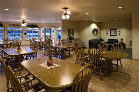 comforts of home senior living comforts of home river falls architecture ayres associates