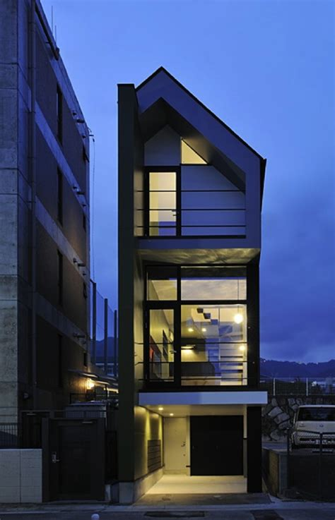 modern narrow house narrow house sanctuary pinterest narrow house