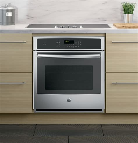 Wall Oven ge profile series 27 quot built in single convection wall oven pk7000sfss ge appliances