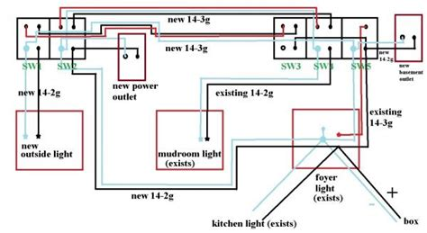 wiring a new room how to wire a room with lights and