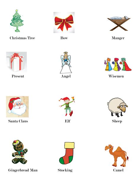 4 best images of christmas charades free printable 4 best images of christmas charades free printable