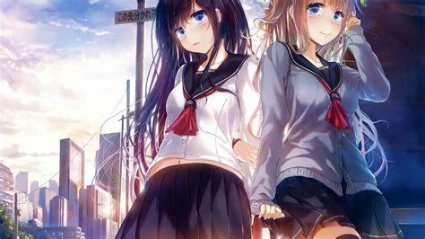 anime girl wallpapers hd  apk  android comics