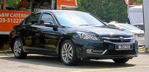 Proton Perdana by Proton Perdana Second Generation