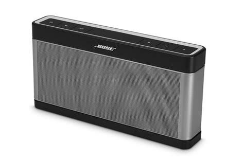 Enceinte Bluetooth Salon Bose by Bose Soundlink Iii Test Complet Encore Plus Performante