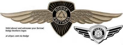 dodge logos and ornaments