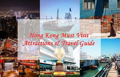 visit hong kong attractions travel guide
