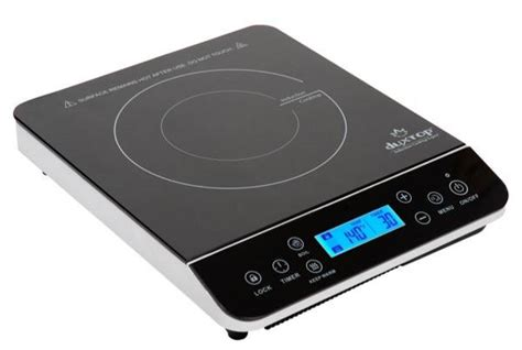 cooktop comparison duxtop induction cooktop reviews all the models on