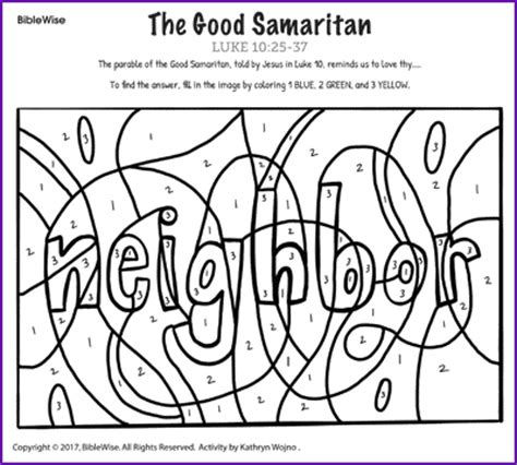 coloring pages for the good samaritan story cartoon of good samaritan story coloring page coloring