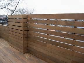 Modern Fence Modern Fence Pictures And Ideas