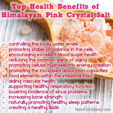 Pink Rock Salt L Benefits by Benefits Of Himalayan Rock Salt The Help Clinic