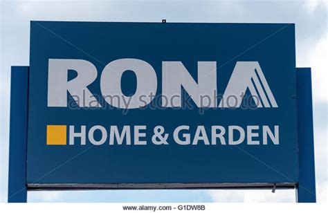 rona canada stock photos rona canada stock images alamy