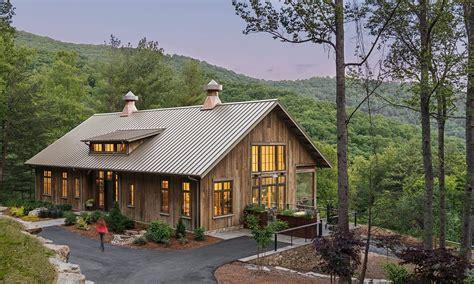 Barn Home beaucatcher barn home samsel architects