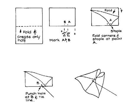Make A Paper Kite - national kite month kite plans