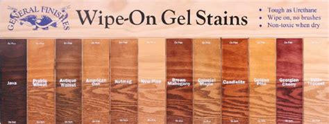 general finishes gel stain color chart general finishes gel stain colors chalk paint glaze